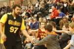 March 6, 2015- Steelers basketball