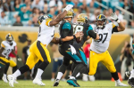 August 14, 2015- vs. Jaguars (preseason)
