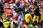 September 10, 2017- Steelers at Browns